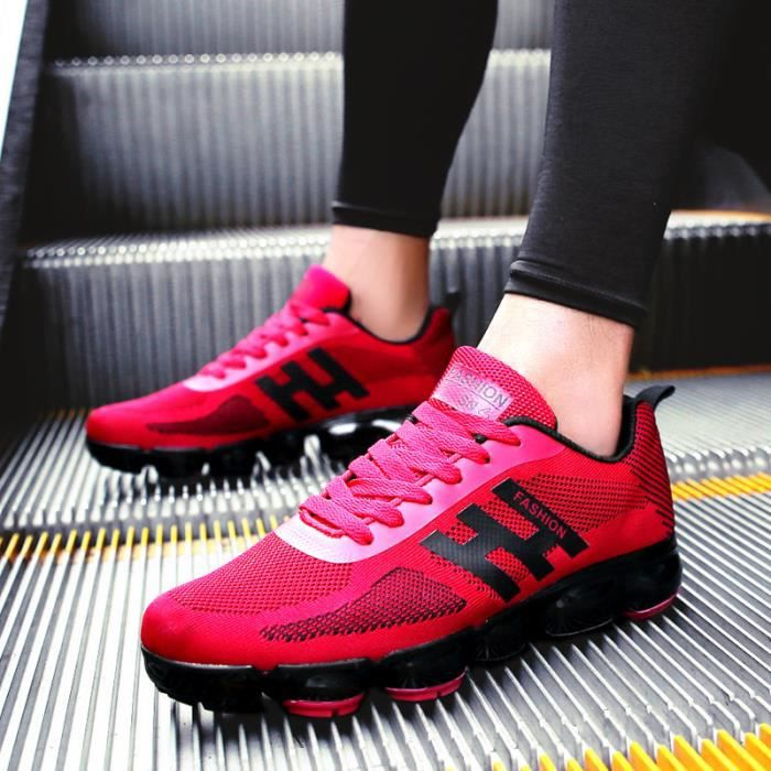 2017 Summer Knife Shoes Men's Running Shoes New Tank Bottom Sports Shoes