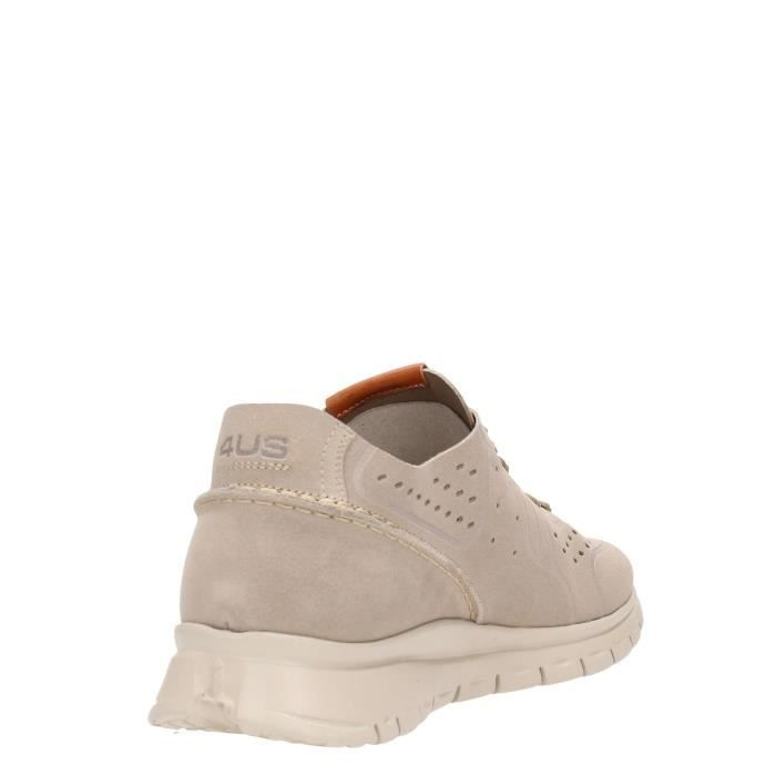 Cesare Paciotti Sneakers Homme Sable, 40