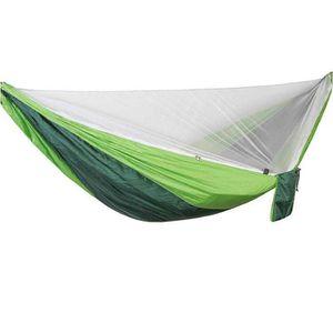 HAMAC 1-2 personne portable camping en plein air hamac a