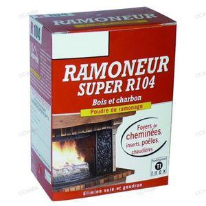 ACCESSOIRES RAMONAGE Produit chimique de ramonage