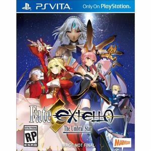 JEU PS VITA Fate/Extella: The Umbral Star (PS Vita) - Import A