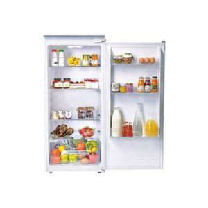 RÉFRIGÉRATEUR CLASSIQUE Candy CIL 220 EE Réfrigérateur intégrable niche la