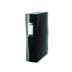 Elba 400071343 Art Bo/îte de Classement dos ergonomique 80 mm//24 x 32 cm Noir