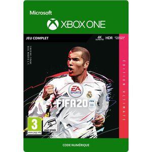 JEU XBOX ONE À TÉLÉCHARGER FIFA 20 Ultimate Edition Jeu Xbox One à Télécharge