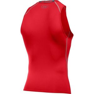 T-SHIRT MAILLOT DE SPORT Maillot de compression sans manche Under Armour He