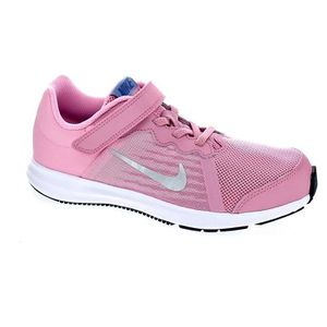 DERBY Baskets - Nike Downshifter 8  Fille  Rose