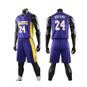 MAILLOT DE BASKET-BALL NBA Los Angeles Lakers Star Kobe Bryant Maillot et