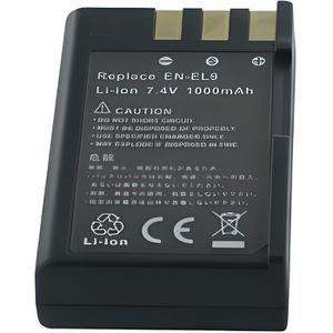 BATTERIE APPAREIL PHOTO Batterie pour NIKON D60
