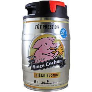 BIÈRE Fût 5L SPI -  Rince Cochon Blonde