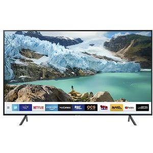 Téléviseur LED TV 43 POUCES LED UHD SAMSUNG - UE43RU7175UXXC