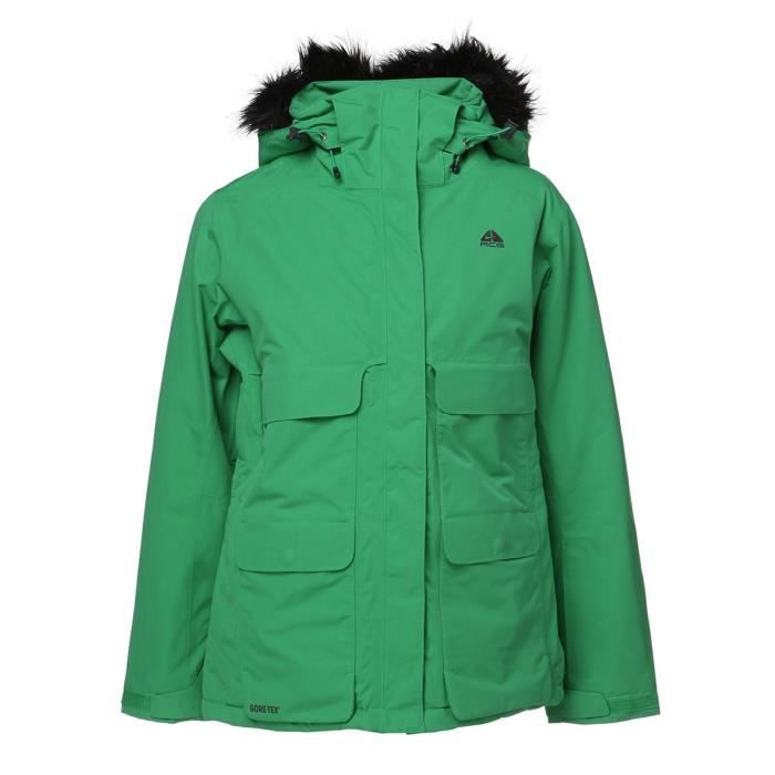 NIKE Veste Performance All Mountain Insulated - Femme - Vert