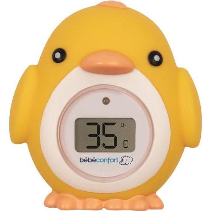 BEBE CONFORT Thermomètre de bain électronique Poussin
