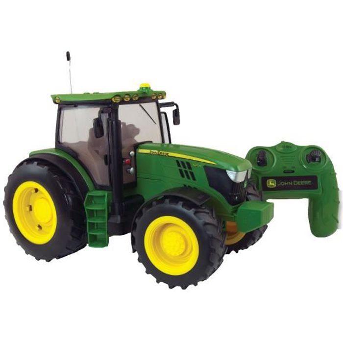 JOHN DEERE Tracteur radiocommandé 6190R