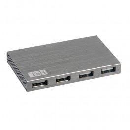 T'NB B7 Hub 7 ports USB alimentation secteur 2A