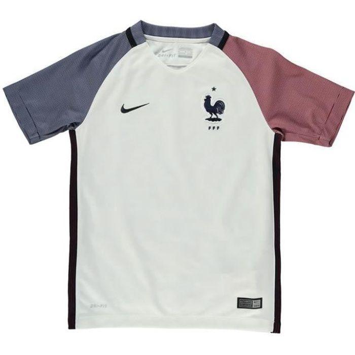Maillot Officiel Enfant Nike France Away Euro 2016