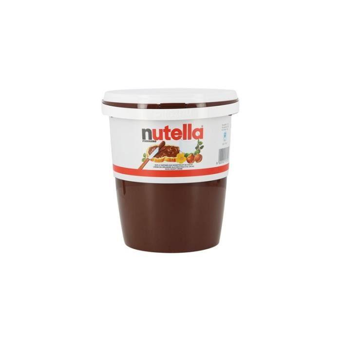 Maxi Pot Nutella 3Kg (lot de 3)