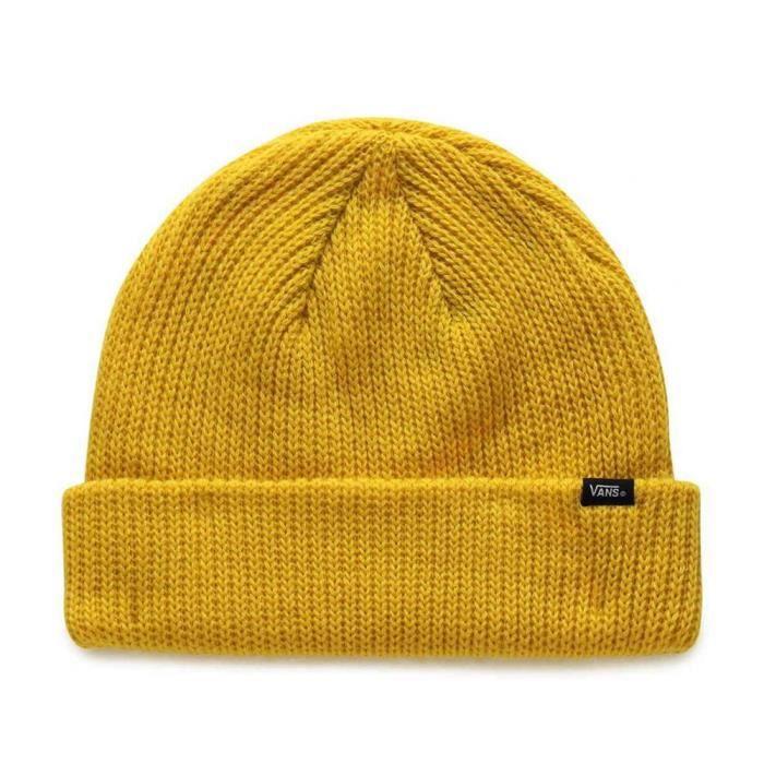 Bonnet jaune femme Vans WM Core Basic WMNS