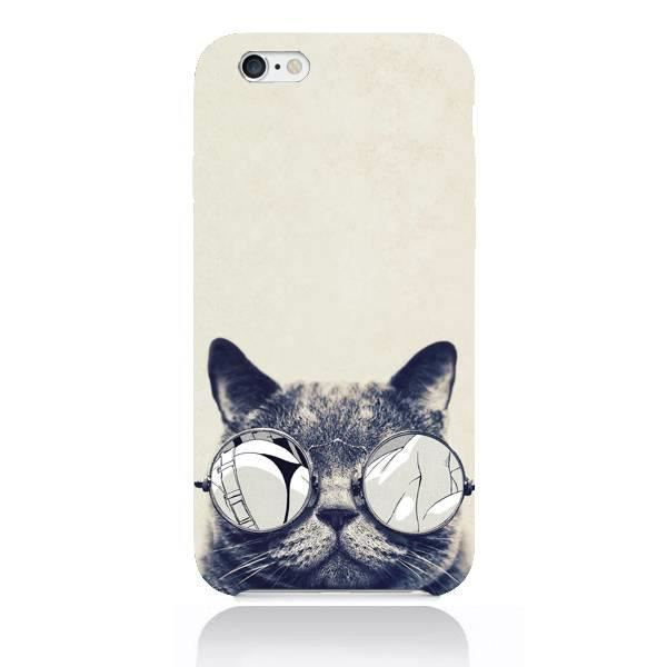 coque iphone 6 transparente chat