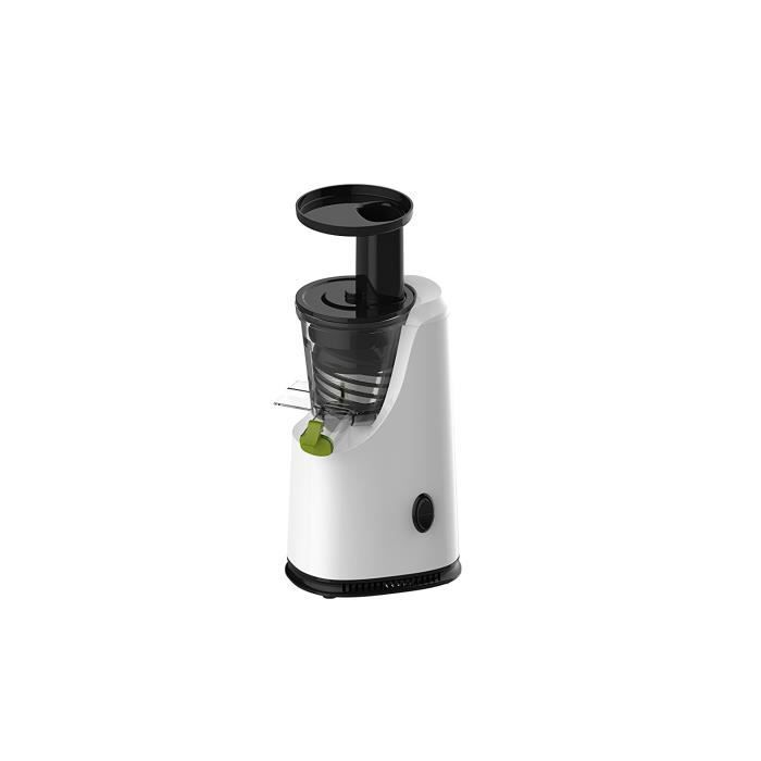 cecojuicer compact de cecotec extracteur de jus pressage froid qui extrait le jus sans. Black Bedroom Furniture Sets. Home Design Ideas