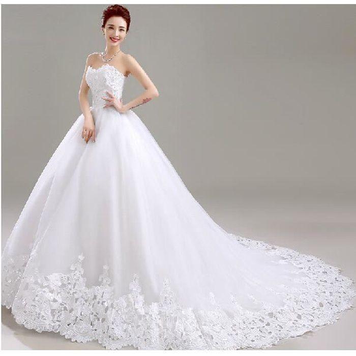 2016 Plus Taille Vintage Lace Up Nuptiale De Mariage Robes De Bal Robes De Mariee