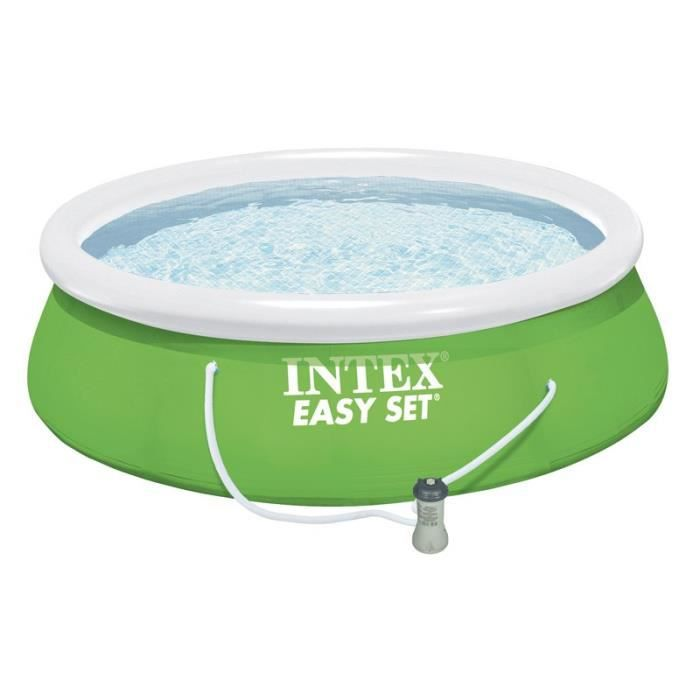 Piscine autoport e intex achat vente kit piscine for Piscines autoportees