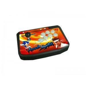 CONSOLE RÉTRO Stick Arcade Sega Mega Drive Réédition - 26 jeu…