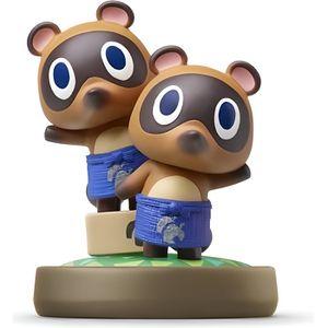 FIGURINE DE JEU Figurine Amiibo Méli & Mélo Collection Animal Cros