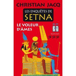 ROMANS HISTORIQUES Les enquêtes de Setna Tome 3
