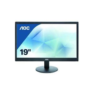 ECRAN ORDINATEUR AOC e970Swn Ecran PC LED 18,5