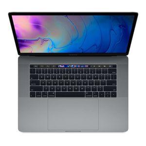 EBOOK - LISEUSE Apple MacBook Pro, Intel® Core™ i9 de 8e génératio