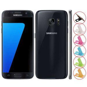 SMARTPHONE (Noir) 5.1'' Pour Samsung Galaxy S7 G930F 32GB Occ