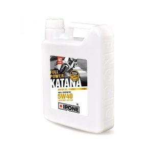 HUILE MOTEUR Huile moteur IPONE Katana Full Power 5w40 4L route
