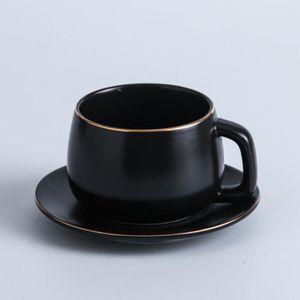 "Tasse 2´er Set en cadeau carton /""ART CAFE/"" NEUF"