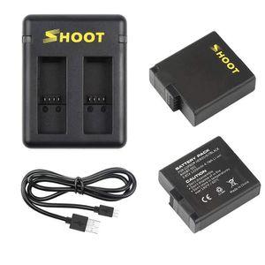 BATTERIE APPAREIL PHOTO SHOOT Batterie pour GoPro HERO 6 - HERO 5 - HERO (