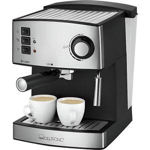 MACHINE À CAFÉ CLATRONIC ES3643 Machine expresso classique - Noir
