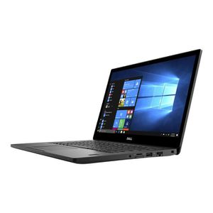 ORDINATEUR PORTABLE Dell Latitude 7480 Core i5 7300U - 2.6 GHz Win 10
