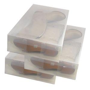 SAC À CHAUSSURES 3x DynaSun PP436 Boîte à Chaussure pour Bottes de