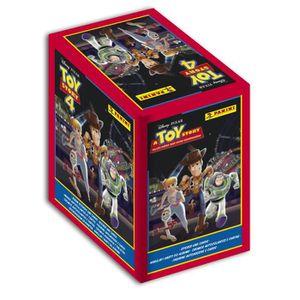 CARTE A COLLECTIONNER TOY STORY 4 Boîte de 50 pochettes