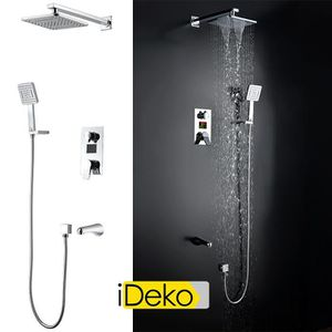 grohe douche encastre achat vente grohe douche encastre pas cher cdiscount. Black Bedroom Furniture Sets. Home Design Ideas