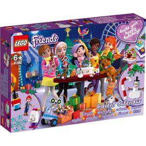 ASSEMBLAGE CONSTRUCTION LEGO® Friends 41382 Le calendrier de l'Avent