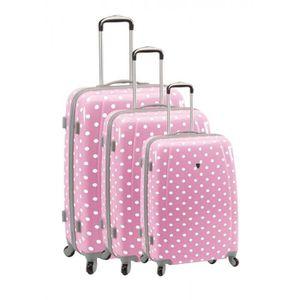 SET DE VALISES Set de 3 valises 4 roues original sydney rose