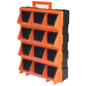DESSERTE CHANTIER Boîte à outils Servante d'Atelier Organisation et