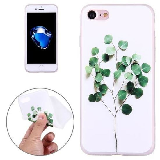 coque iphone 7 plantes