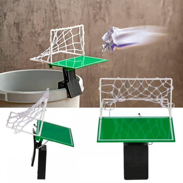 Cage de foot pour poubelle