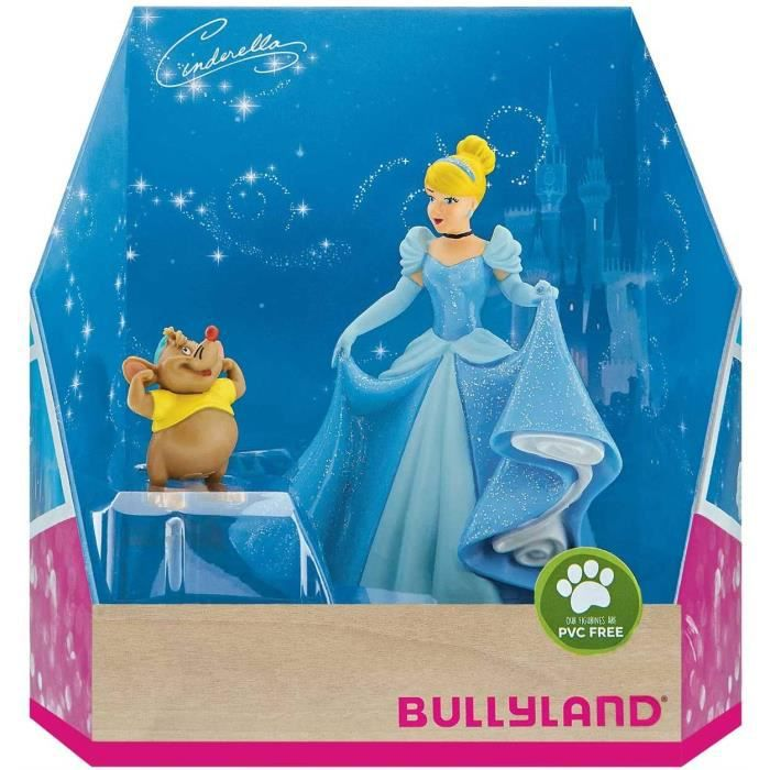 Bullyland 13438 Set de Figurines Walt Disney Cendrillon et Karli Cendrillon 975