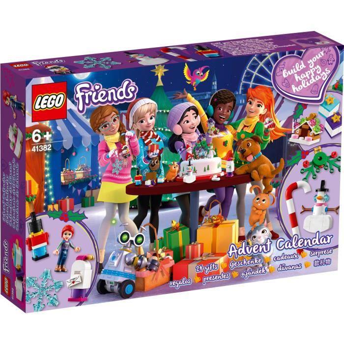 LEGO® Friends 41382 Le calendrier de l'Avent