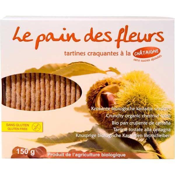 Tartines craquantes à la châtaigne, 150 g