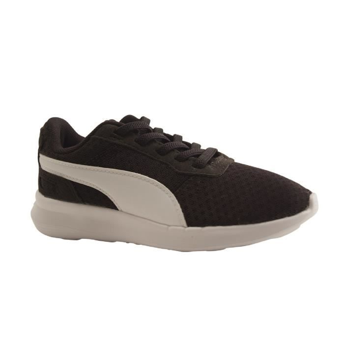 TENNIS-PUMA Kids-ST ACTIVATE AC PS-NOIR