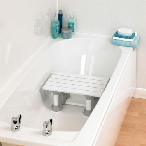 Tabouret de bain Savanah Existe en 3 hauteurs d assise - assise 20,3 cm