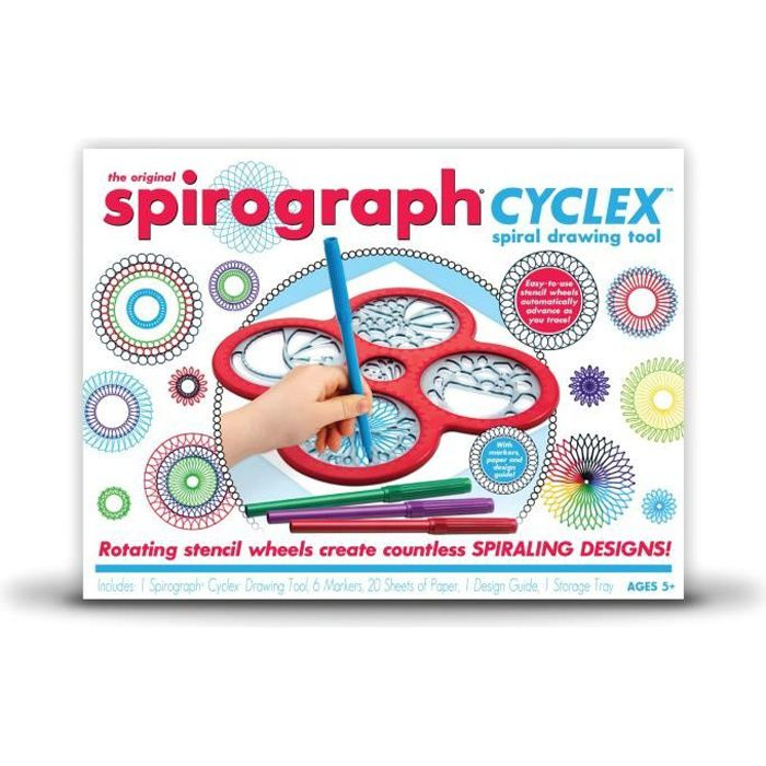 SPLASH TOYS Spirograph Cyclex